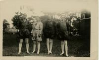 Gladys Williams, Lucille Summer and Two Unidentified Women