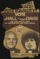 Vote Equality! Vote - Hall and Davis