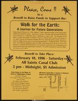 Walk for the Earth