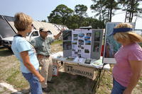 FSU Ocean Atmospheric Shoreline Restoration Display