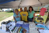 Marine Lab T-Shirt & Donation Booth