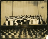 1947 FSCW Glee Club Photograph