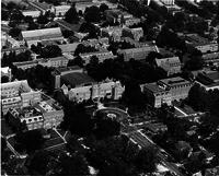 Aerial View of Florida State University, main campus
