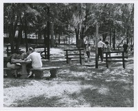 Students Picnicking at the FSU Reservation