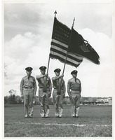 Army Cadet Color Guard