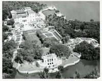 Aerial View of Dade County Art Museum