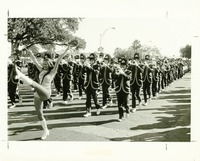 Marching Chiefs on Parade