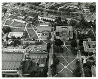 Aerial View of Campus at Landis