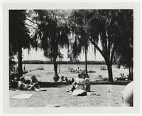 Bathers at FSU Reservation