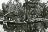 Boats at FSU Reservation