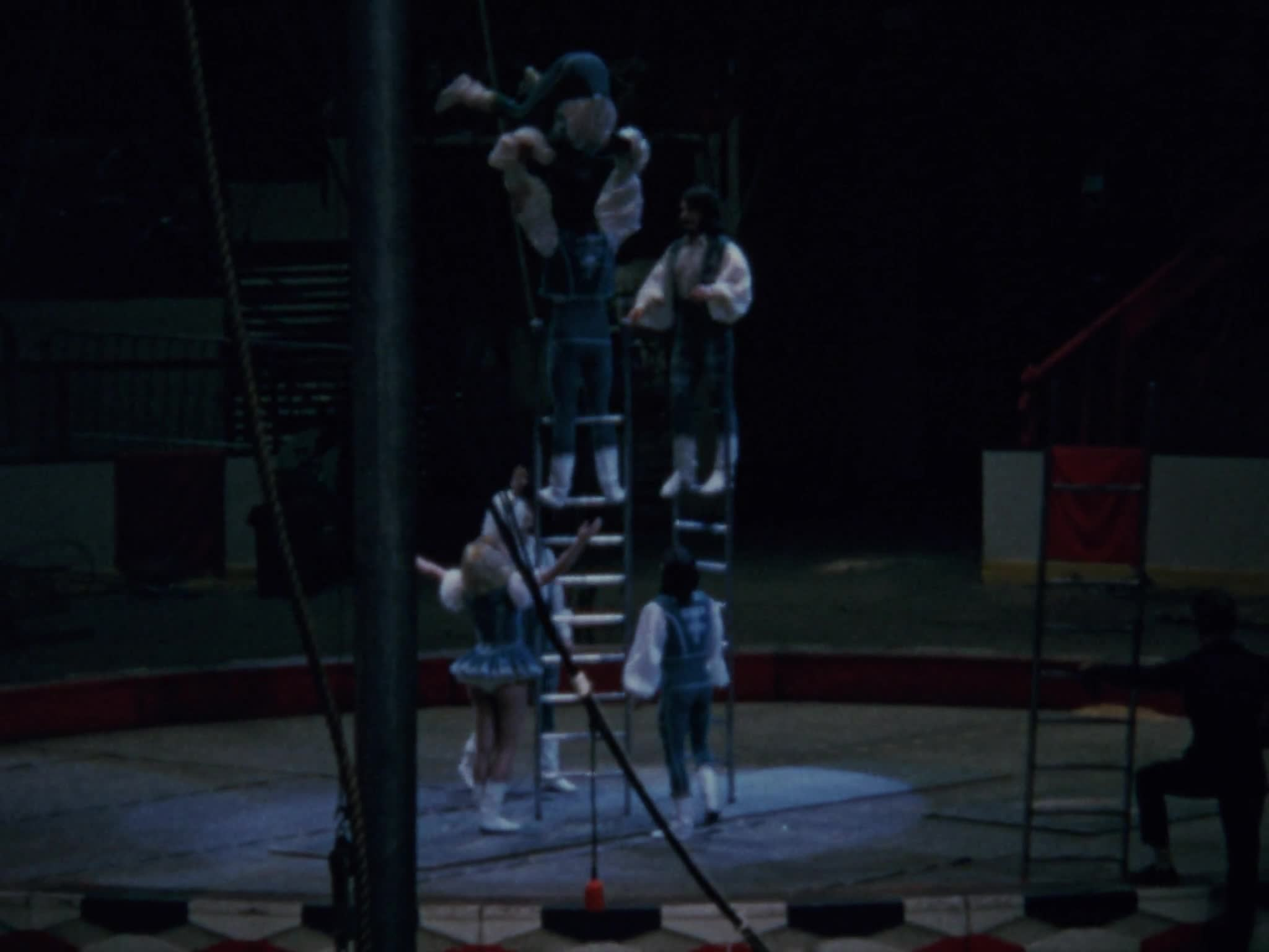 Beatty-Cole, Captain Freddie Logan Elephant Act Part I, RBB Red Unit