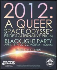 2012: A Queer Space Odyssey