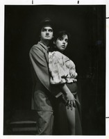 "Mark Monaghan and Julie Lopez in ""The Cradle Will Rock"""