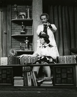 "Students in a Scene from ""Most Valuable Play"""