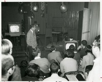 WFSU Studio Audience Watching a Program.