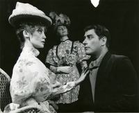"Students Performing in ""The Importance of Being Earnest"""