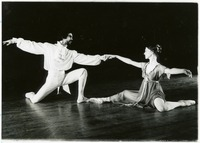 "Randy Allen and Karin Ostlund Dancing in ""Ephemera"""