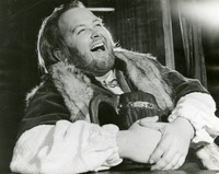 "Michael P. Keenan in a Performance of ""Henry the IVth"" at the Asolo Theatre"
