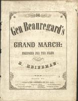 Gen. Beauregard's Grand March