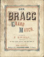Gen. Braxton Bragg's Grand March