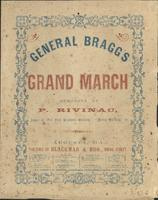 Genl. Braxton Bragg's Grand March