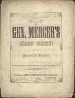 Gen. Mercer's Grand March