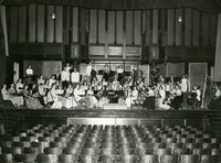 Symphony Orchestra at the Westcott Auditorium