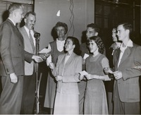 Students Receiving Work Awards