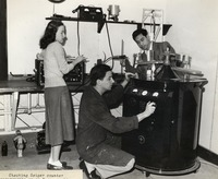 Checking Geiger Counter Measurements on an X-Ray Machine