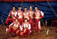 The Tangier Troupe