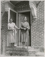 Two Women on a Porch