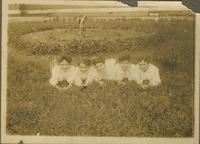 Five Women in the Grass