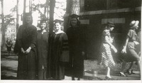 Four Women at Graduation