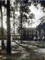 Bryan Hall, Broward Hall, and Johnston Building