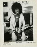 Promotional Photograph of Sly Stone