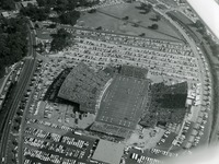Aerial View Homecoming Game FSU vs. Kentucky