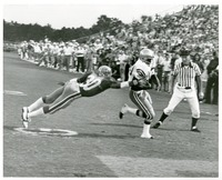 Rudy Thomas of FSU Scores the First Touchdown of the Season Against Pittsburgh