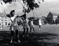 Archery on Landis Green