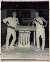 FSU Men's Gymnastics, Don Holder and Bill Roetzheim