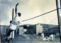 M. Phillips - Running High Jump (Track and Field)