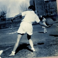 M. Phillips - Basketball Throw (Track and Field)
