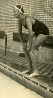 Genie Mathewson (Swimming)