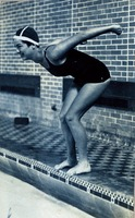 Eliz Gillies (Swimming)