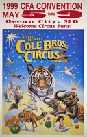 Clyde Beatty- Cole Brothers Circus Fans of America convention. 1999