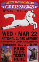 Royal Palace Circus in Leesburg, Virginia