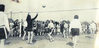 Odds vs. Evens Vollyball Game - Thanksgiving '30