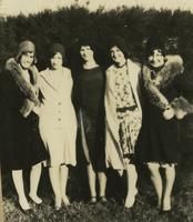 Five Unidentified Women