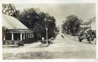 College Avenue, Tallahassee, Florida