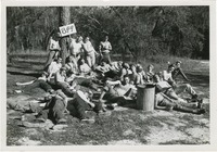 849ers Relaxing in the Woods