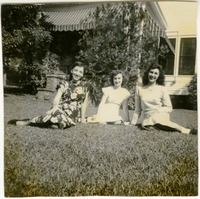 Dottie Whitefield, Lillian Mook, and Nancy Smith